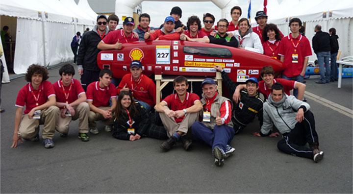 TEAM ZERO C 2010