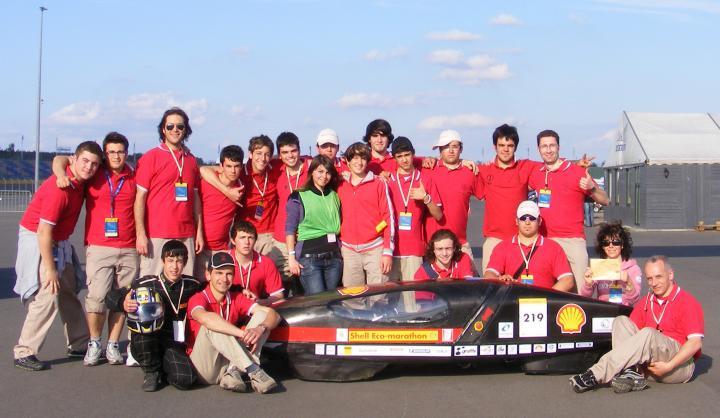 TEAM ZERO C 2009
