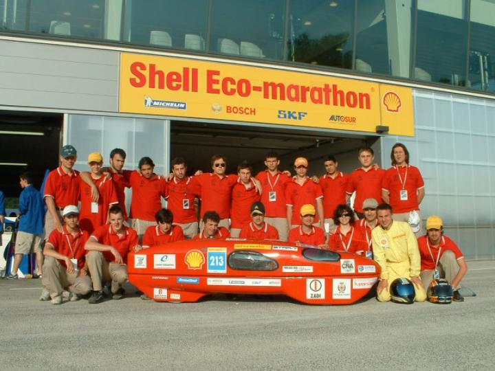 TEAM ZERO C 2007